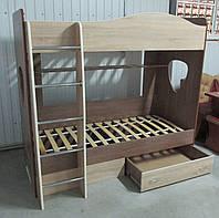 Кровать двухъярусная Симба 2