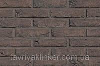 """Плитка клинкерная ручной формовки """"Zwart Mangaan/Nuths 06"""""""