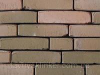 """Плитка клинкерная ручной формовки """"NATURE"""" Yellow brown"""