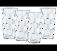 Набор стаканов для коктейлей 390мл (4шт.) Bubbles