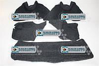 Обивка багажника Ваз-21099 (ворс) к-т 5шт ВАЗ-21099 (21099-5004210/10/31/33)