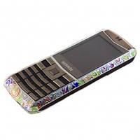 Телефон Hermes Paris C19 Vertu Silver