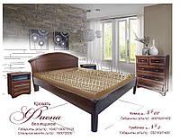 """Кровать из натурального дерева """"Фиона"""" 900 х 2000"""