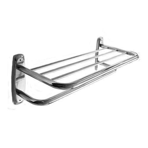 Полка-держатель полотенец металлическая (A0101)