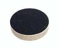 Фетровый круг для углошлифовальной машины 125х20 мм.