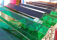 Монолитный профилированный поликарбонат Borrex (Борекс)1,05*4 м 1,3 мм Цветной (в ассортименте), фото 1