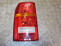 Фонарь левый Land Rover Discovery 3, 2004-2010, XFB000573