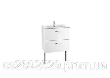 VICTORIA шкафчик с умывальником 70см, белый