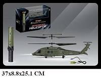 Детская игрушка на радиоуправлении Вертолет аккумулятор с гироскопом