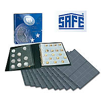 Альбом для монет и банкнот (232 монеты) SAFE