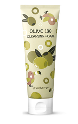 Пенка для умывания с экстрактом оливы SeaNtree Olive 100 Cleansing Foam - 120 мл