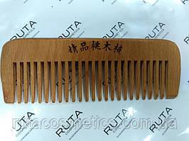Расческа деревянная гребешок