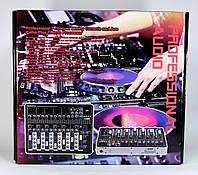 Аудио микшер Mixer BT7000 7ch.  5