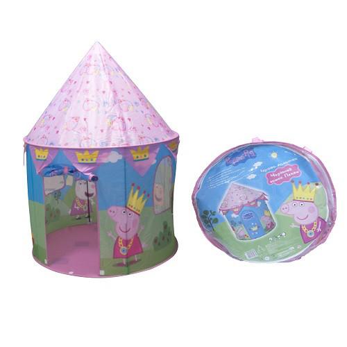 Игровая палатка PEPPA - ВОЛШЕБНЫЙ ЗАМОК ПЕППЫ 30012