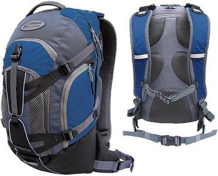 Рюкзак спортивный Terra Incognita Dorado 22 синий/серый, фото 2