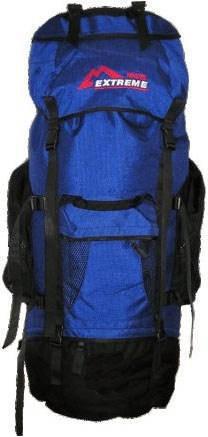 Рюкзак экспедиционный Travel Extreme Bison 100 тёмно-синий, фото 2