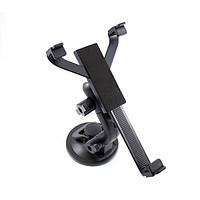 Автомобильный держатель iMount JHD-02HD08 для планшетов, навигаторов, электронных книг и КПК Black