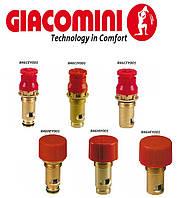 """Термостатический встраиваемый клапан R46 GIACOMINI 1/2"""" для стальных панельных радиаторов CLIP-CLAP и M30x1,5"""
