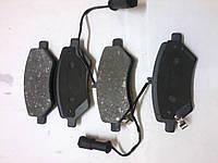 Колодки тормозные передние Chery M11 (Чери М11) (KӦNNER)