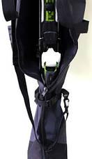 Чехол для одной пары лыж Travel Extreme Uno 155см синий, фото 3