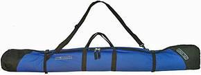 Чехол для одной пары лыж Travel Extreme Uno 200см синий, фото 2