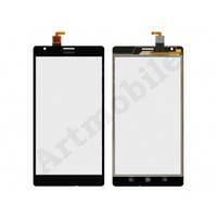 Тачскрин для Nokia 1520 Lumia (RM-938), черный