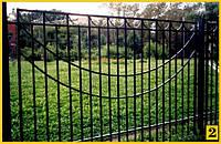 Забор решетчатый - 4