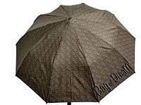 Зонт мужской Zest ZS43662 (коричневый/рисунок)