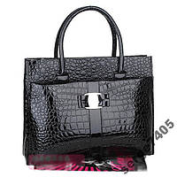 Женская сумка лаковая