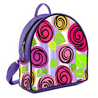 Розовый рюкзак украинского производителя