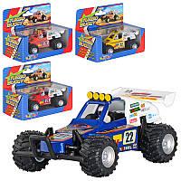 """Детская инерционная Машина """"Turbo Buggy"""" KS 5106 W, металлическая игрушечная машинка"""