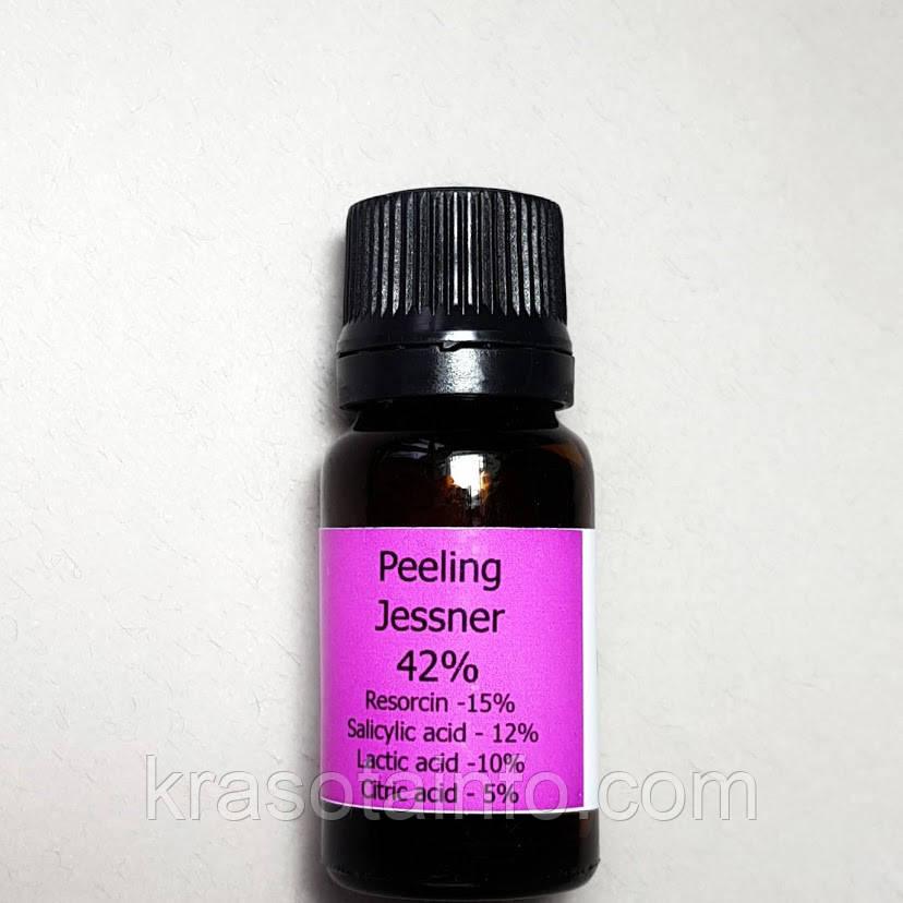 Пилинг Джесснера 42%, pH 1,8, 10 ml