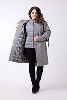 Комплект верхней одежды женское пальто+куртка