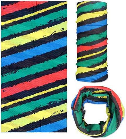 Бафф Donsung N01 цветные линии, фото 2
