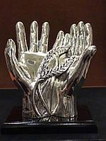 Статуэтка Колос пшеницы в руках