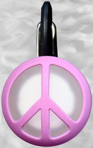 Брелок-фонарик Nite Ize ClipLit розовый пацифик NCLS02-03-12PE