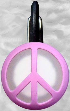 Брелок-фонарик Nite Ize ClipLit розовый пацифик NCLS02-03-12PE, фото 2