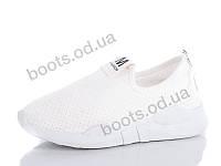 "Кроссовки ""Girnaive"" №F 19 white (р. 36-40).Оптом."