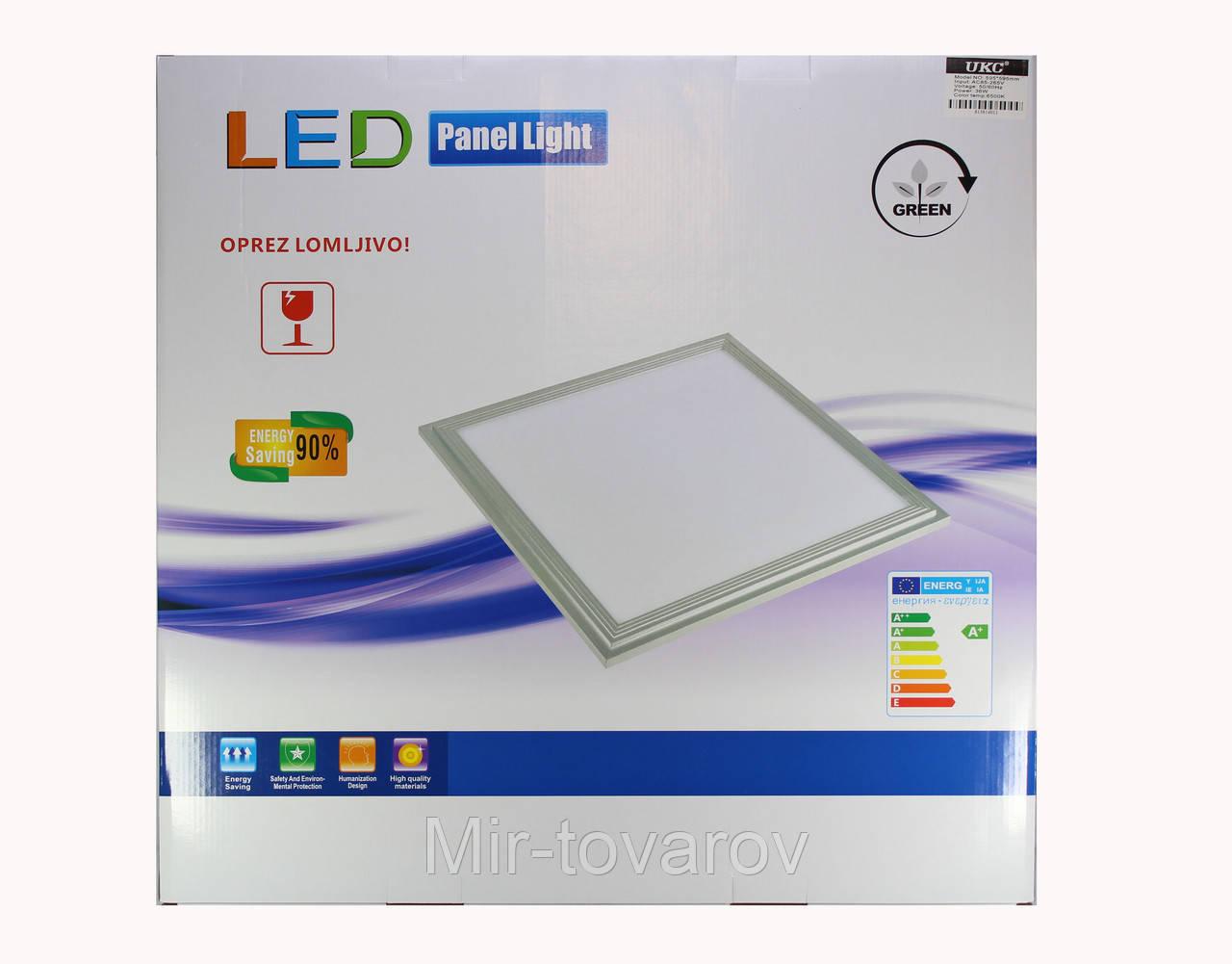 Лампочка LED LAMP 36W Врезная квадратная 60*60 см. 4011  5