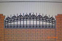 Забор кованый - 5