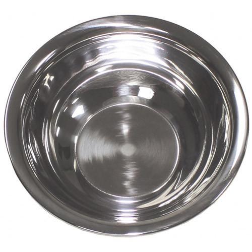 Тарелка 20.5x4.5см из нержавеющей стали MFH 33392