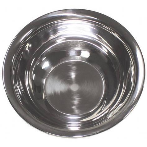 Тарелка 20.5x4.5см из нержавеющей стали MFH 33392, фото 2