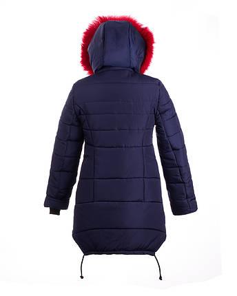 Пальто зимнее для девочек, фото 2