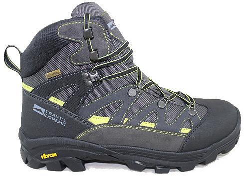 Трекинговые ботинки р.42 Travel Extreme Maverick чёрные