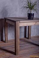 Стол деревянный W-1, ясень или дуб, (Ш900* В760 * Г900)