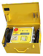 Аппарат для электромуфтовой сварки труб до 400 мм., Nowatech ZERN-2000 PLUS