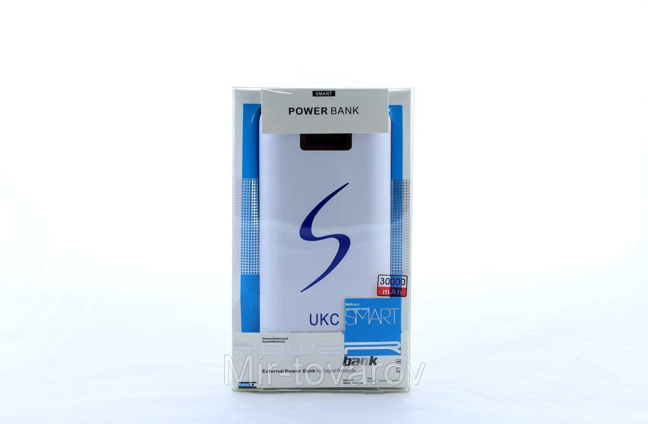 Моб. Зарядка POWER BANK+LCD 30000mah