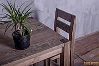 Стол деревянный обеденный Ст-2, ясень или дуб, (Ш900* В760 * Г900)
