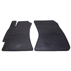 Коврики резиновые в салон для Subaru Forester 2008- (ПЕРЕД) (PolyteP_Clasic)