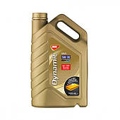 Синтетическое моторное масло MOL Dynamic Gold 5W30 - 4л